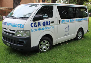 CK Gas Vehicle